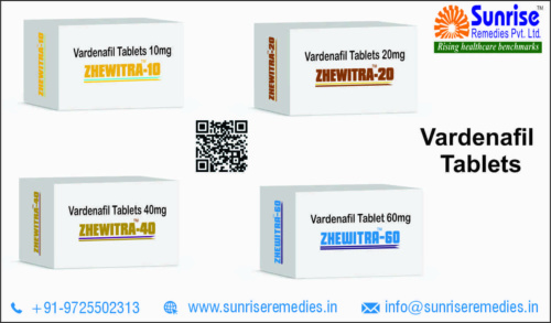 Zhewitra Contains Vardenafil Most popular Products.