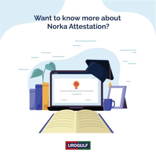 Want to know more about Norka Attestation