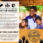 One loaf of Bread sold provides better education to orphans in Africa