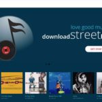 digital music store
