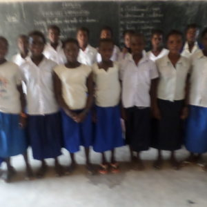 STOP VIOLENCE AGAINST GIRLS IN KAZIMIA-CENTRE/DRC