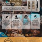 Help us buy Commercial Bakery Oven for widows