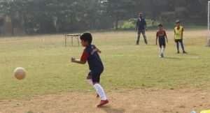 Young Footballers pic