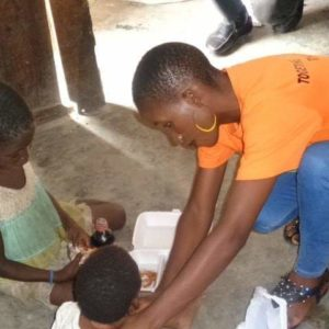 Orphans and vulnerable outreach Campaign