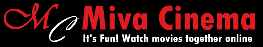 Miva Cinema for Africa - Watch African Movies together - Logo
