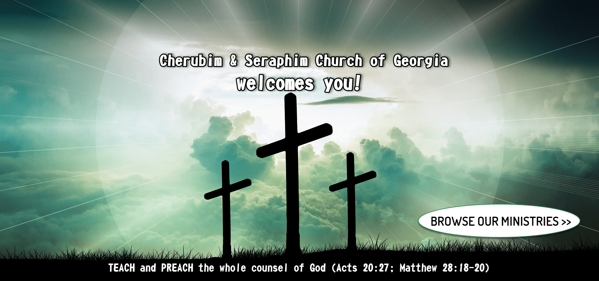 Cherubim and Seraphim Church of Georgia welcomes you