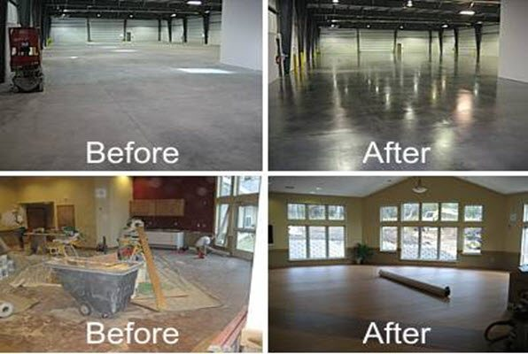 Post Construction Cleaning in Metro Atlanta GA