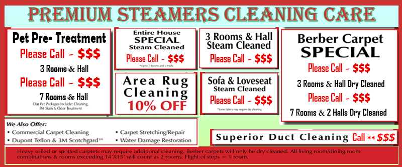 Carpet Cleaning discount coupons in atlanta GA