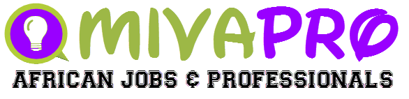 Logo - Discover African Talent with MivaPro - Find African Jobs with MivaPro - Africa jobs & Professionals