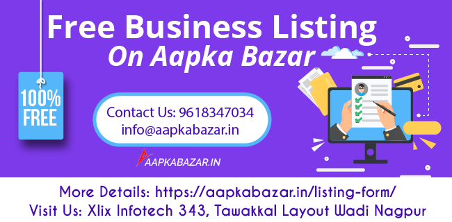 Free Business listing in India with aapka Bazar