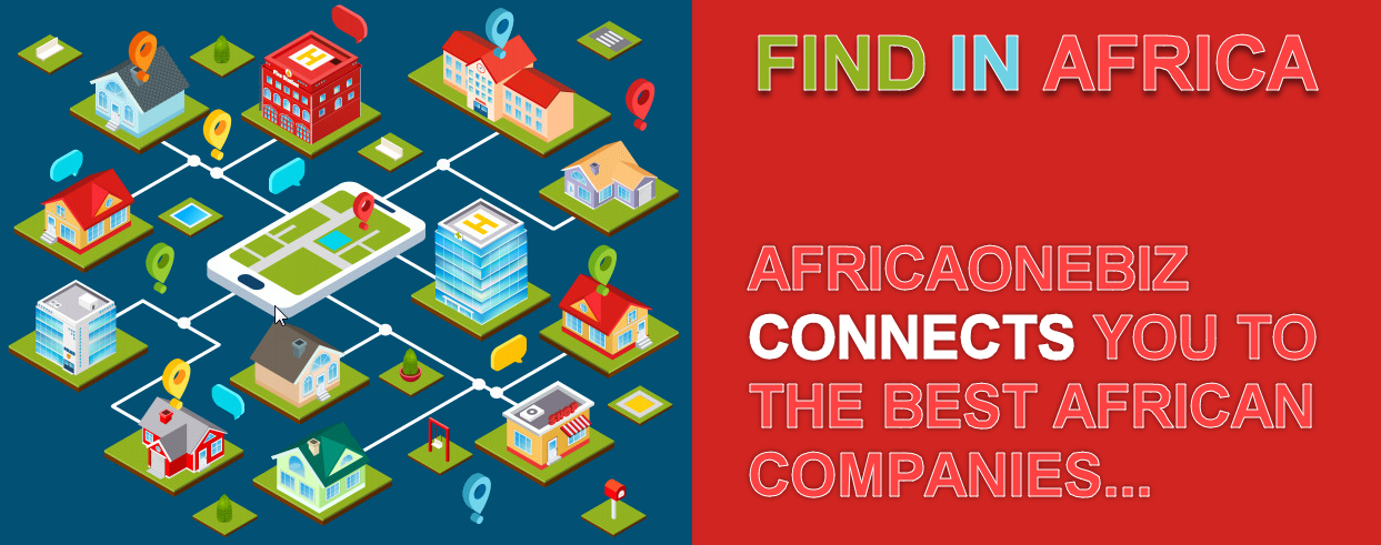 Find the best african companies with Africaonebiz